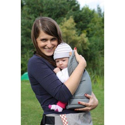 Draagzak verkleiners en verbreders. Inserts en extenders en overige accessoires voor bij een babydrager of peuterdrager.