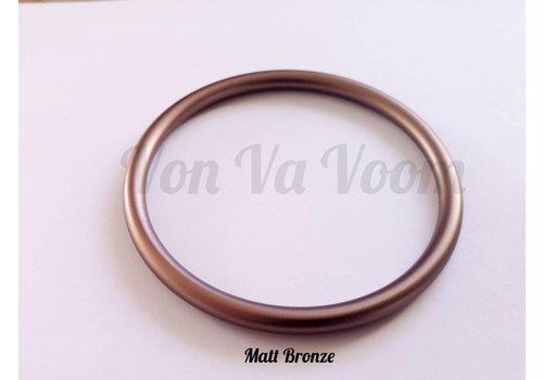 ringsling ringen mat bruin / brons