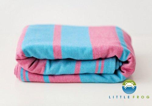 Little Frog woven wrap Little Frog Milky Charoit