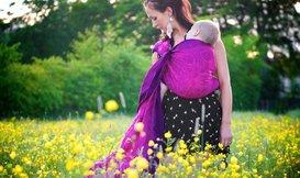 Hoe dragen van je kindje ook mentaal kan ondersteunen.
