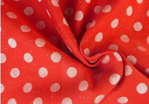 Didymos Didymos Red dots hemp