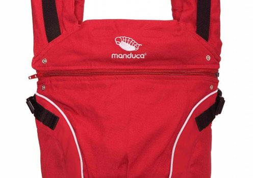 Manduca Pure Cotton Chili Red