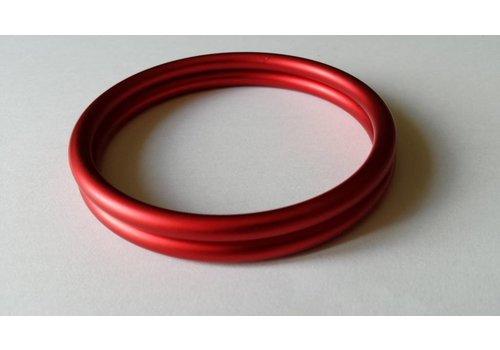 ringsling ringen ( sling rings) rood