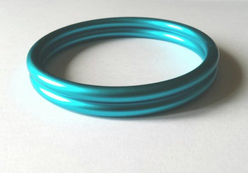 ringsling ringen ( sling rings) turquiose