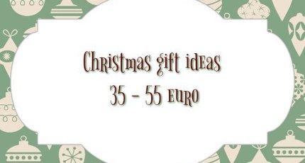 Kerst cadeau tips van 35 tot 55 euro