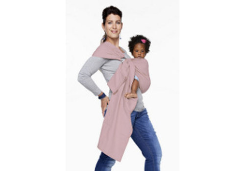 ByKay ByKay Ringsling classic Vintage pink