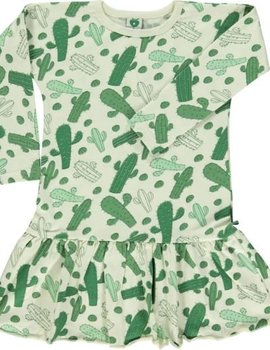 Smafolk Dress LS. + skirt. Cactus