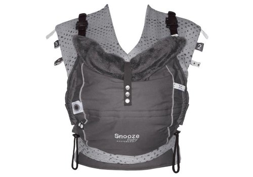 Snoozebaby Kiss & Carry gray