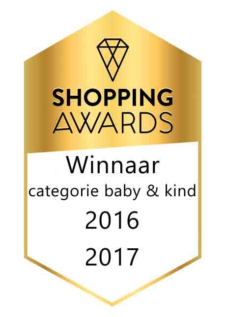 Von Va Voom winnaar Shopping Awards 2016 & 2017