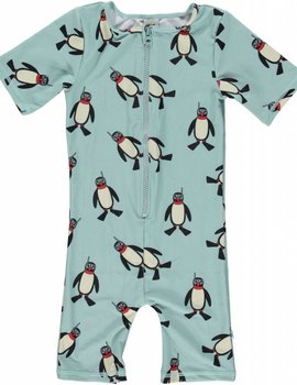 Smafolk Smafolk Swimsuit. SL. Penguins  - Copy