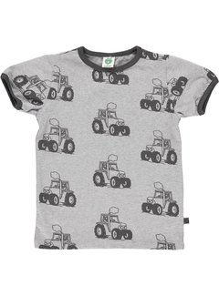 Smafolk Smafolk T-shirt with tractor