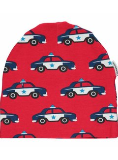 Maxomorra Maxomorra Hat Regular POLICE CAR
