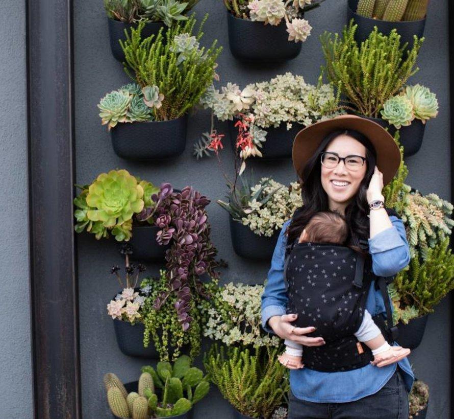 Tula Free to Grow Discover, verstelbare draagzak.