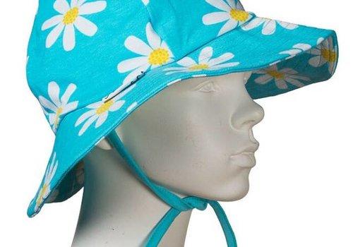 JNY JNY Sunhat Bellis turquoise