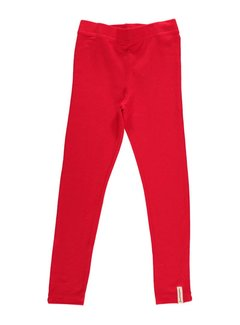 Maxomorra Maxomorra Leggings Red