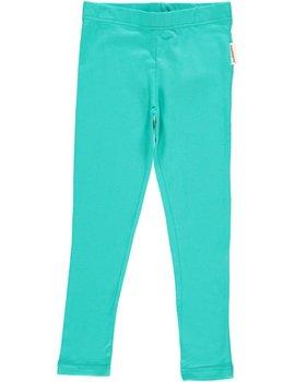 Maxomorra Maxomorra Legging Turquoise