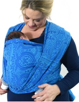 Didymos Ornament Cornflower