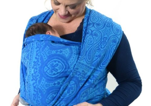Didymos Didymos Ornament Cornflower