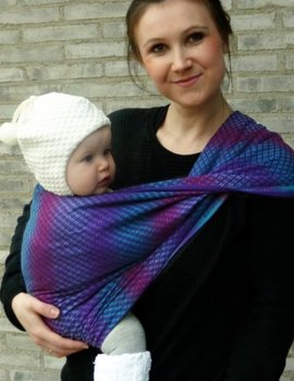 Didymos Didymos  Facett Purple