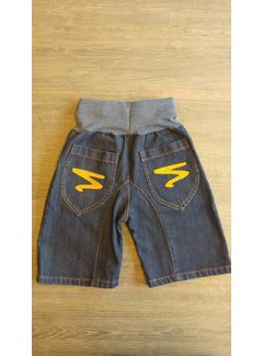 JNY JNY Baggypants short denim