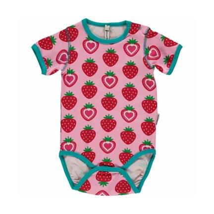 Maxomorra Strawberry aardbei zomer 2017 collectie