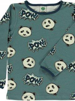 Smafolk Smafolk T-shirt met patch print