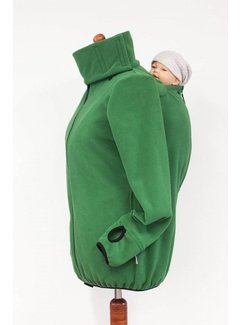 Angel Wings  Angel Wings  fleece draagvest groen