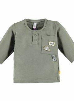 Babyface  Babyface baby boys t-shirt l.sl. OLIVE