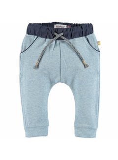 Babyface  Babyface baby girls sweatpants BLUE MELEE