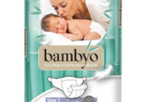 Bambyo Bambyo luiers maat 1