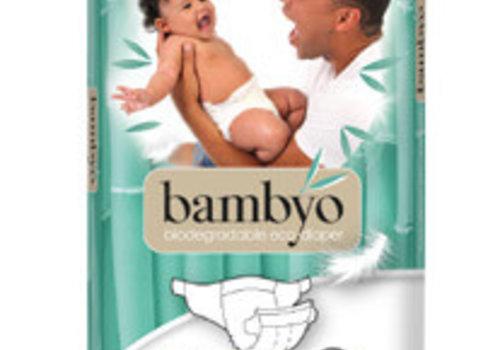 Bambyo Bambyo diapers size 2