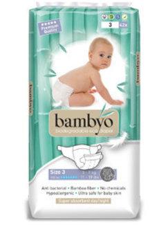 Bambyo Bambyo luiers maat 3