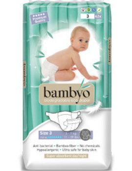 Bambyo Bambyo windeln size 3