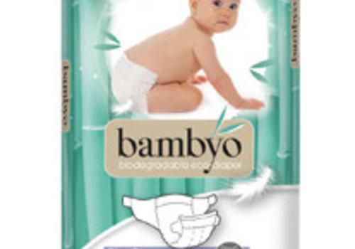 Bambyo Bambyo diapers size 3