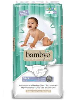 Bambyo Bambyo diapers size 4