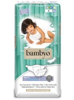 Bambyo Bambyo luiers maat 5