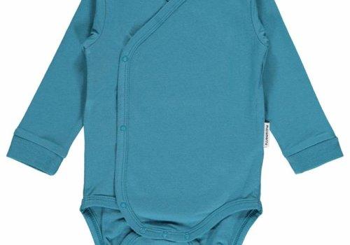 Maxomorra Maxomorra Body Wrap LS Blue