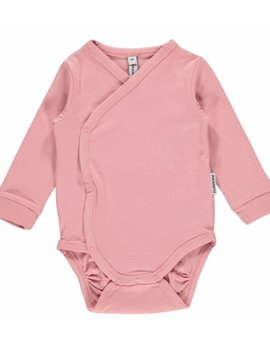 Maxomorra Maxomorra Body Wrap LS Pink