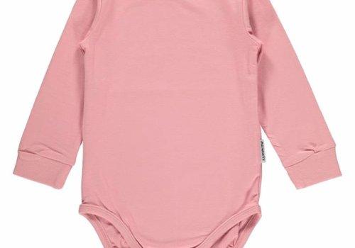 Maxomorra Maxomorra Body LS Pink