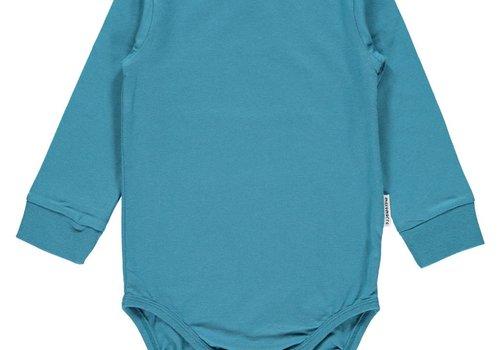 Maxomorra Maxomorra Body LS Blue