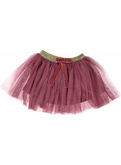 Smafolk Smafolk  Tulle skirt with bow Mesa Rose