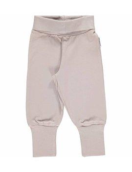Maxomorra Maxomorra Pants Rib Grey