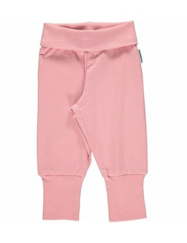 Maxomorra Maxomorra Pants Rib Pink