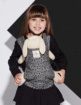 Ergobaby Ergobaby doll carrier Keith Haring - Black