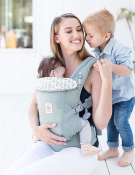 Ergobaby Ergobaby babycarrier 3P Adapt Sage
