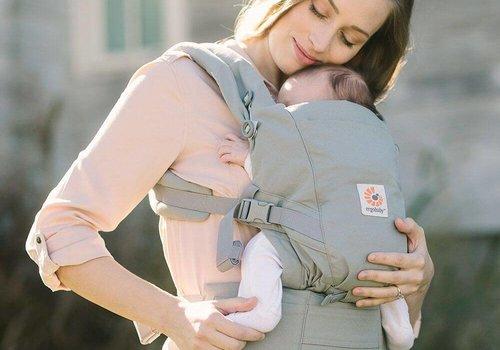 Ergobaby Ergobaby Babydraagzak 3P Adapt Grey