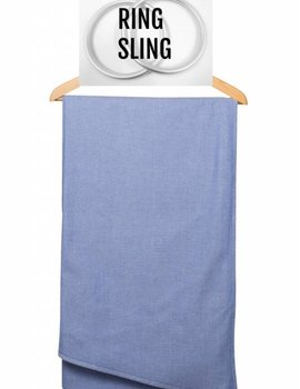 Pure Baby Love Pure Baby Love ring sling RoyalBlue