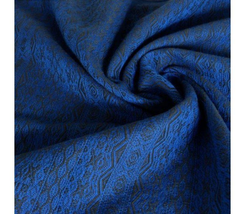 Didymos Ada kobalt Wolle