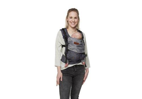 ByKay ByKay 4way click carrier dark jeans denim