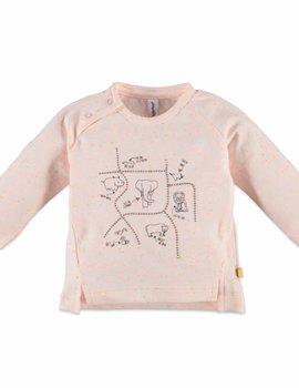 Babyface  Babyface baby  t-shirt longsleeve PEACH MELEE